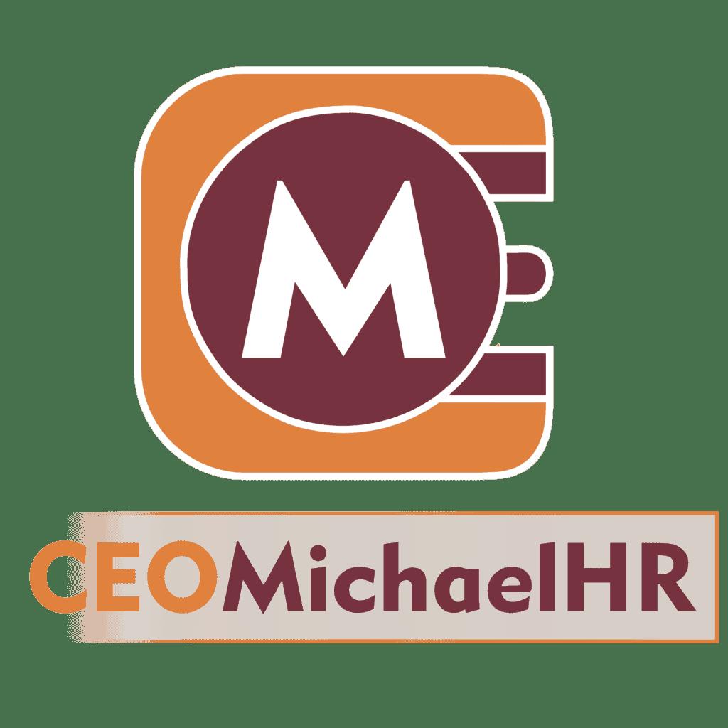 ceomichaelHR Logo