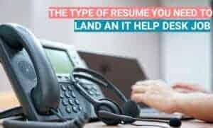 it-help-desk-resume