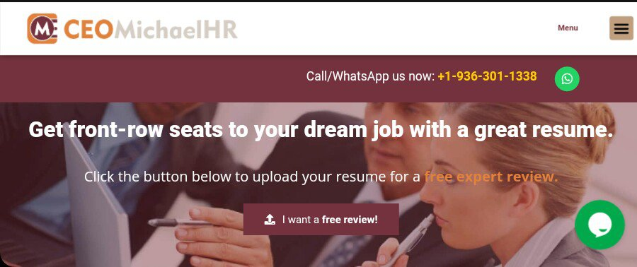 ceomichaelhr resume writing services austin
